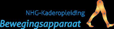 Logo van NHG-Kaderopleiding Bewegingsapparaat